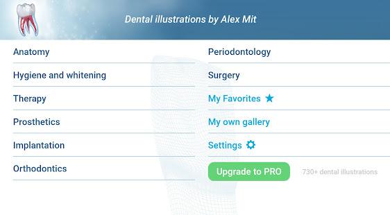 Dental 3D Illustrations for patient education