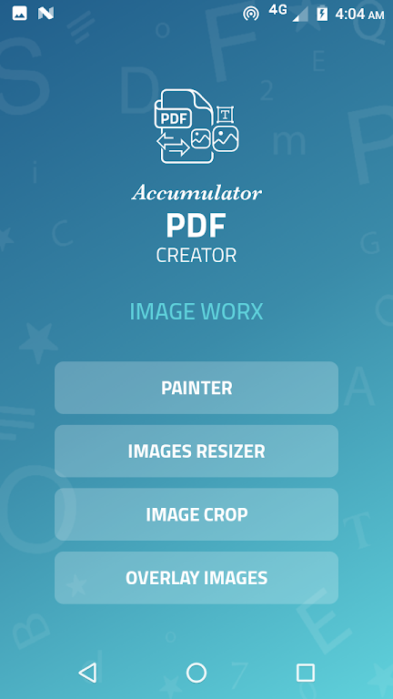 Accumulator PDF creator  poster 3