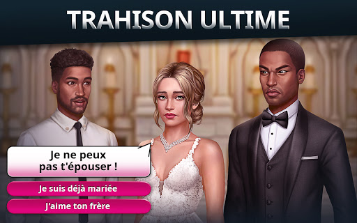 Code Triche Tabou Stories : Épisodes Amour (Astuce) APK MOD screenshots 4