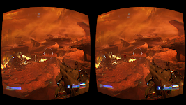 screenshot of Trinus CBVR