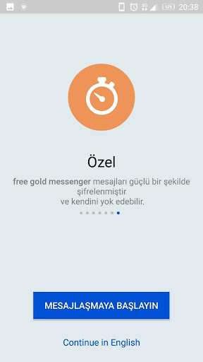 Free Gold Messenger Full 2.2.23 Screenshots 5