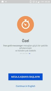 Free Gold Messenger Full 5
