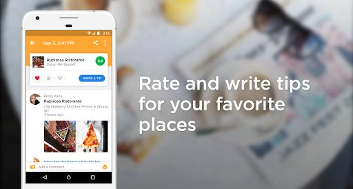 Foursquare Swarm: Check In 6.9.1 Screenshots 2
