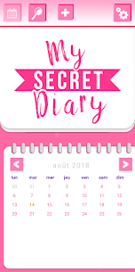 My Personal Diary with Fingerprint Password 4