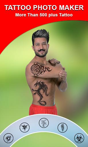 Tattoo photo editor pro 2021 Tattoo my photo android2mod screenshots 1
