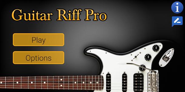 Guitar Riff Pro APK 2
