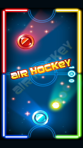 Neon Air Hockey  For Pc – (Windows 7, 8, 10 & Mac) – Free Download In 2021 1