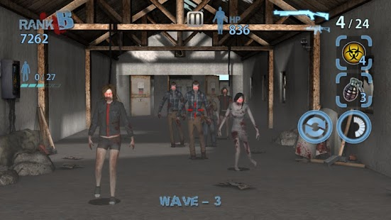 Zombie Hunter King Screenshot