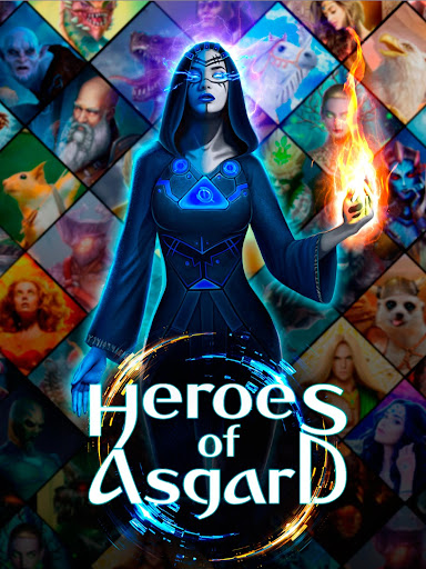 Heroes of Asgard. Legacy of Thor 2.2.119 screenshots 6