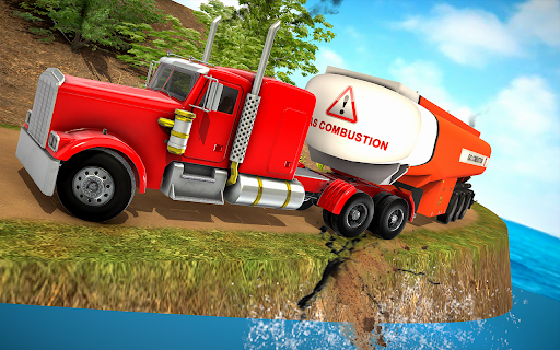 Oil Tanker Truck Driver 3D - Free Truck Games 2020 2.2.1 screenshots 7
