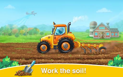 Farm land and Harvest - farming kids games 1.0.11 screenshots 12