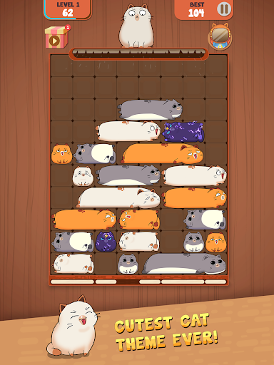 Haru Cats: Slide Block Puzzle 1.4.10 screenshots 9