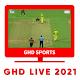 GHD SPORTS - Free Cricket Live TV Thop TV Guide para PC Windows