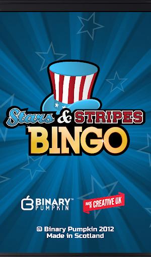Stars and Stripes Bingo: FREE For PC Windows (7, 8, 10, 10X) & Mac Computer Image Number- 26