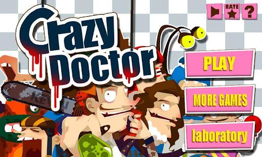 Crazy Doctor 1.8 screenshots 1