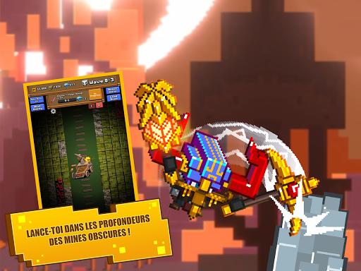 Idle Mine RPG APK MOD (Astuce) screenshots 2