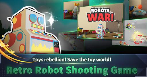 ud83eudd16Robota War! apkdebit screenshots 1