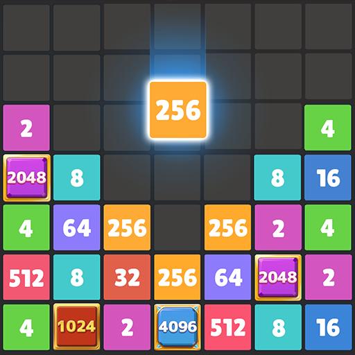 Drop The Number™ :  Merge Game (Suelta el Número)