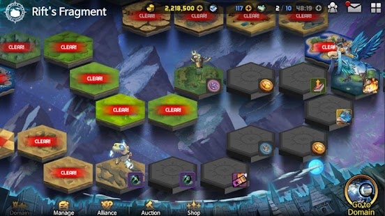 Management: Lord of Dungeons Screenshot