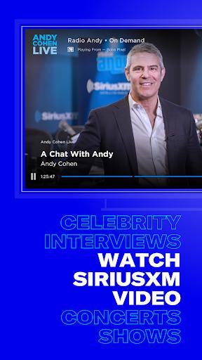 SiriusXM: Music, Radio, News & Entertainment screenshots 20