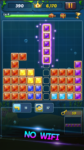 Block Ocean Puzzle Apkfinish screenshots 3