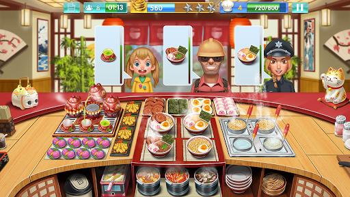 Crazy Cooking - Star Chef screenshots 5