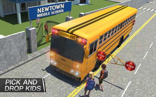 Coach Bus Simulator - City Bus Driving School Test 2.1 screenshots 22