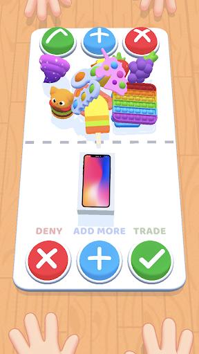 Fidget Toys Trading: fidget trade relaxing games Apkfinish screenshots 5