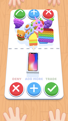 Fidget Toys Trading: fidget trade relaxing gamesのおすすめ画像5