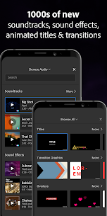 Adobe Premiere Rush — Video Editor (MOD APK, Premium) v1.5.46.1086 4