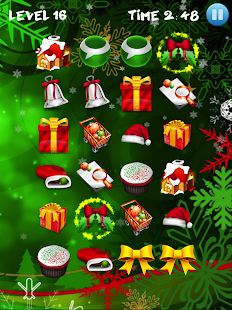 Christmas Brain Match