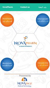 NovaPharm 3.2.1 APK with Mod + Data 2