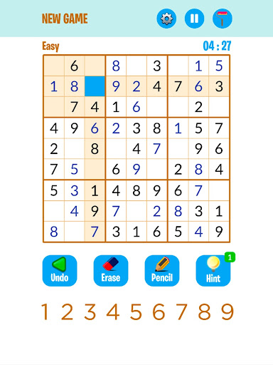Sudoku 2020 2.2 screenshots 12