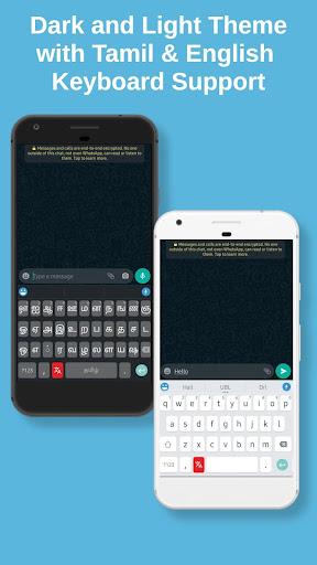 tamil keyboard - english to tamil keypad typing screenshot 2