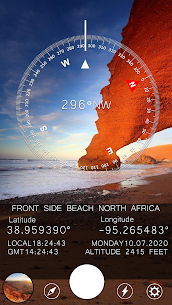 GPS Camera with latitude and longitude (Mod/Pro Unlocked) 2
