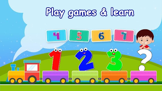 Preschool Learning Games for Kids & Toddlers Screenshot