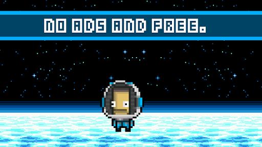 pixel jump meteor screenshot 1