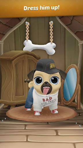 My Virtual Pet Dog ud83dudc3e Louie the Pug 1.9.3 screenshots 9