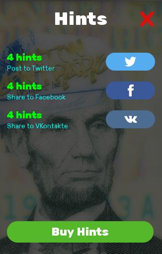 Word Find 1.2.9z screenshots 2