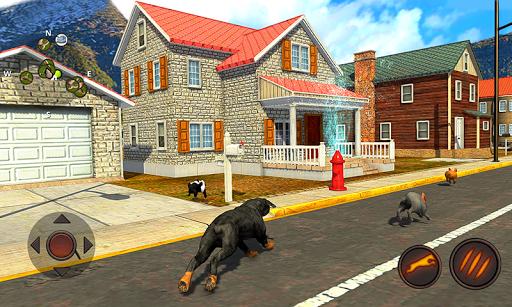 Rottweiler Dog Simulator 1.1.4 screenshots 2