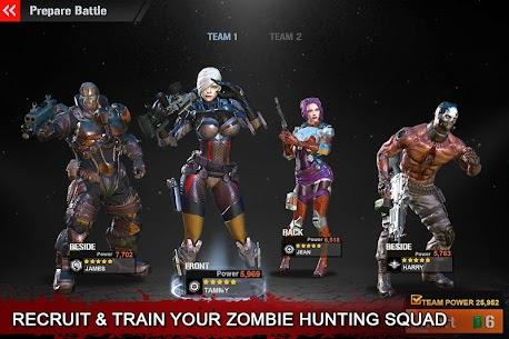 DEAD WARFARE: Zombie Shooting 2.21.7 Mod Apk [Unlimited Ammo/Health] 4