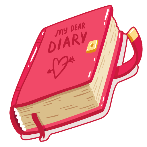 Diary - Notes, Goals,Monthly Planner & Reminder.