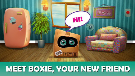 Boxie: Hidden Object Puzzle modavailable screenshots 9