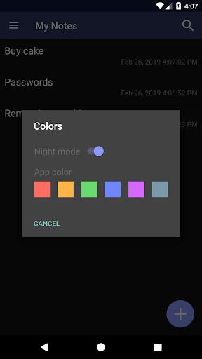 Fast Notepad 5.72 screenshots 21
