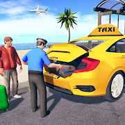 Grand Taxi Simulator : Modern Taxi Games 2021