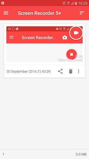 Screen Recorder - Record your screen  Screenshots 3