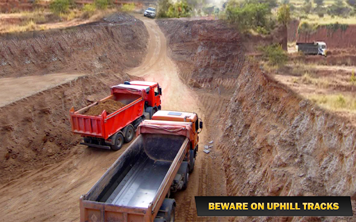 Hill Cargo Truck Driving Simulator 2020 APK MOD Download 1