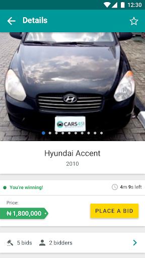 Cars45 Dealer android2mod screenshots 3