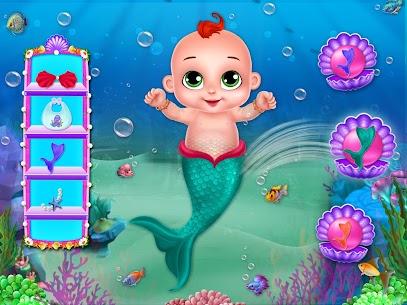 Little Mermaid Baby Care Ocean World 2