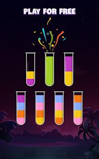 Sort Water Puzzle - Color Liquid Sorting Game 1.16 screenshots 4